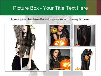 Halloween PowerPoint Templates - Slide 19