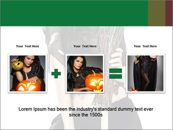 Halloween PowerPoint Templates - Slide 22