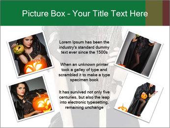Halloween PowerPoint Templates - Slide 24