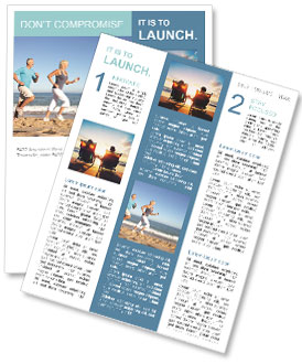0000091796 Newsletter Template