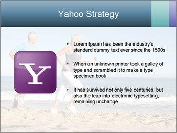 Senior Couple PowerPoint Templates - Slide 11