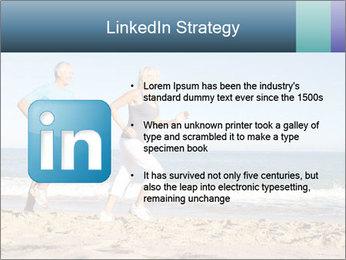 Senior Couple PowerPoint Templates - Slide 12