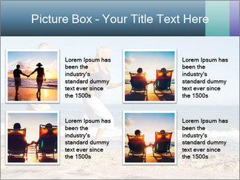 Senior Couple PowerPoint Templates - Slide 14