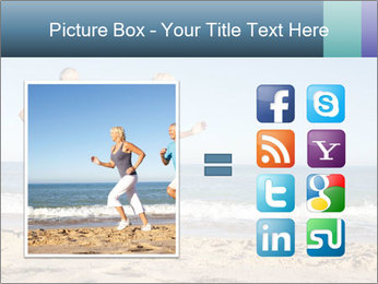 Senior Couple PowerPoint Templates - Slide 21