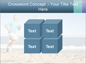 Senior Couple PowerPoint Templates - Slide 39