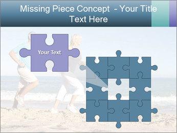 Senior Couple PowerPoint Templates - Slide 45