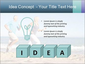 Senior Couple PowerPoint Templates - Slide 80