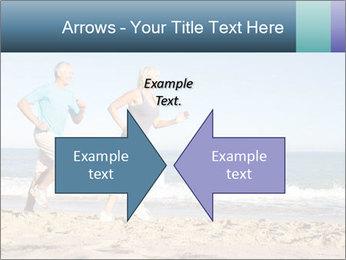 Senior Couple PowerPoint Templates - Slide 90