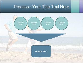 Senior Couple PowerPoint Templates - Slide 93