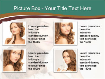 Beautiful woman PowerPoint Templates - Slide 14