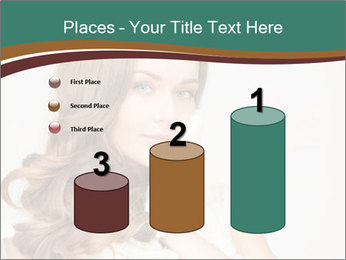 Beautiful woman PowerPoint Templates - Slide 65