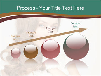 Beautiful woman PowerPoint Templates - Slide 87