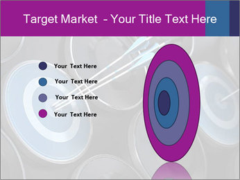 Hit the target PowerPoint Template - Slide 84
