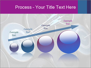 Hit the target PowerPoint Template - Slide 87