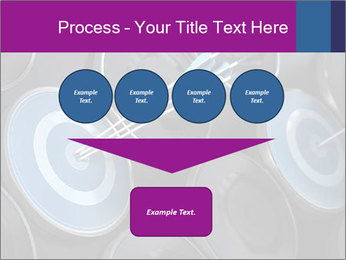 Hit the target PowerPoint Template - Slide 93