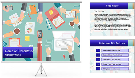 0000091800 PowerPoint Template