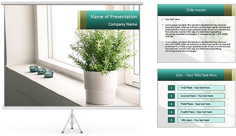 0000091801 PowerPoint Template