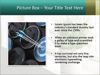 Home flower PowerPoint Template - Slide 13