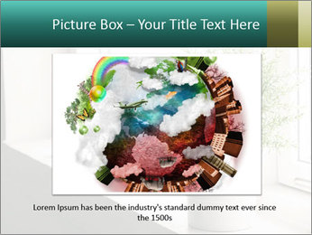 Home flower PowerPoint Template - Slide 15