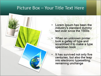 Home flower PowerPoint Template - Slide 17
