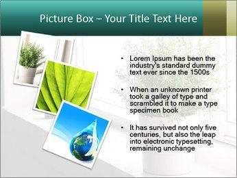Home flower PowerPoint Templates - Slide 17