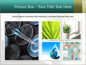 Home flower PowerPoint Template - Slide 19