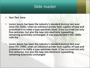Home flower PowerPoint Templates - Slide 2