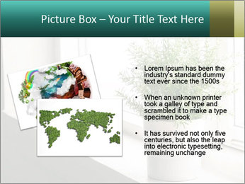 Home flower PowerPoint Template - Slide 20