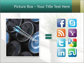 Home flower PowerPoint Templates - Slide 21