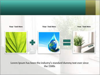 Home flower PowerPoint Template - Slide 22