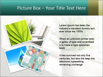 Home flower PowerPoint Template - Slide 23