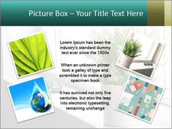 Home flower PowerPoint Template - Slide 24