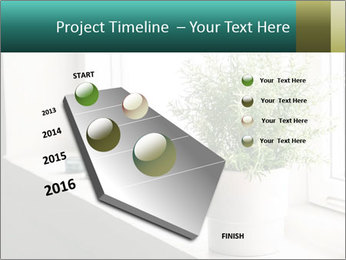 Home flower PowerPoint Templates - Slide 26