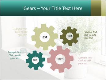 Home flower PowerPoint Templates - Slide 47