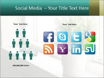 Home flower PowerPoint Templates - Slide 5