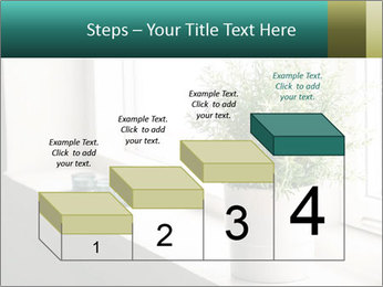 Home flower PowerPoint Template - Slide 64