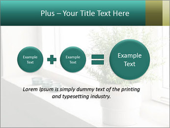 Home flower PowerPoint Template - Slide 75