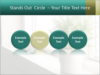 Home flower PowerPoint Template - Slide 76