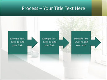 Home flower PowerPoint Template - Slide 88