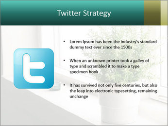 Home flower PowerPoint Templates - Slide 9