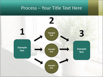 Home flower PowerPoint Template - Slide 92
