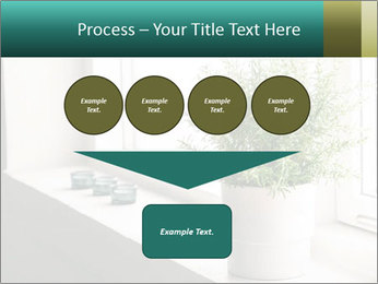 Home flower PowerPoint Template - Slide 93
