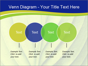 Leaf close-up PowerPoint Template - Slide 32