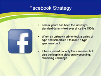 Leaf close-up PowerPoint Template - Slide 6