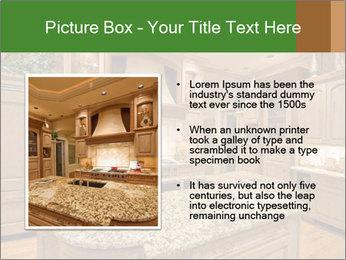 Beautiful Kitchen PowerPoint Template - Slide 13