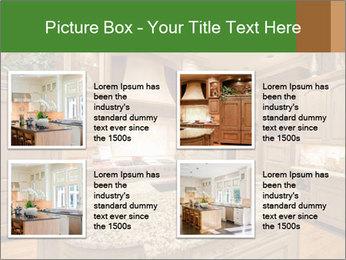 Beautiful Kitchen PowerPoint Template - Slide 14