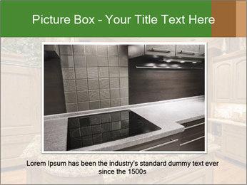 Beautiful Kitchen PowerPoint Template - Slide 15