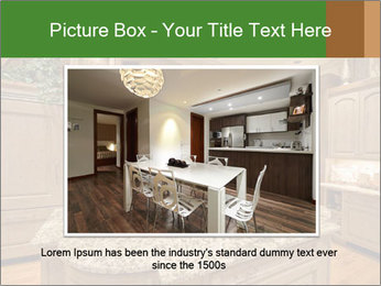 Beautiful Kitchen PowerPoint Template - Slide 16