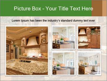 Beautiful Kitchen PowerPoint Template - Slide 19