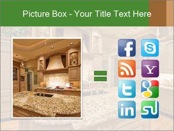 Beautiful Kitchen PowerPoint Template - Slide 21